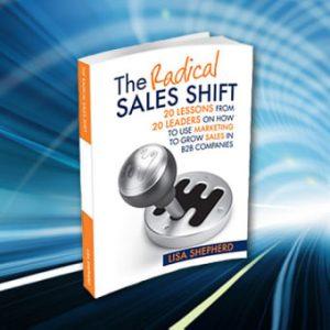 b2b book the radical sales shift