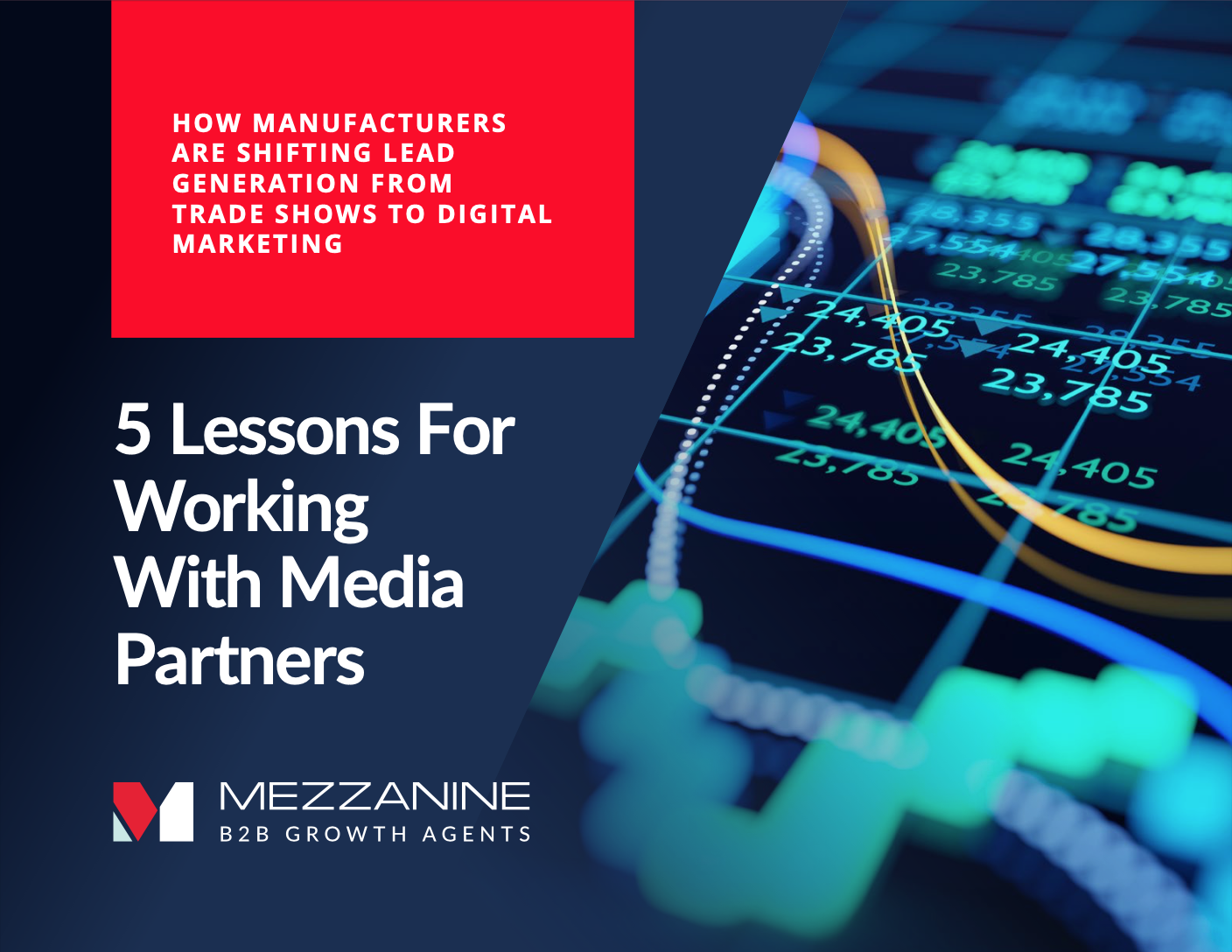 How Manufacturers Are Shifting Lead Generation From Trade Shows To Digital Marketing: 5 Lessons For Working With Media Partners