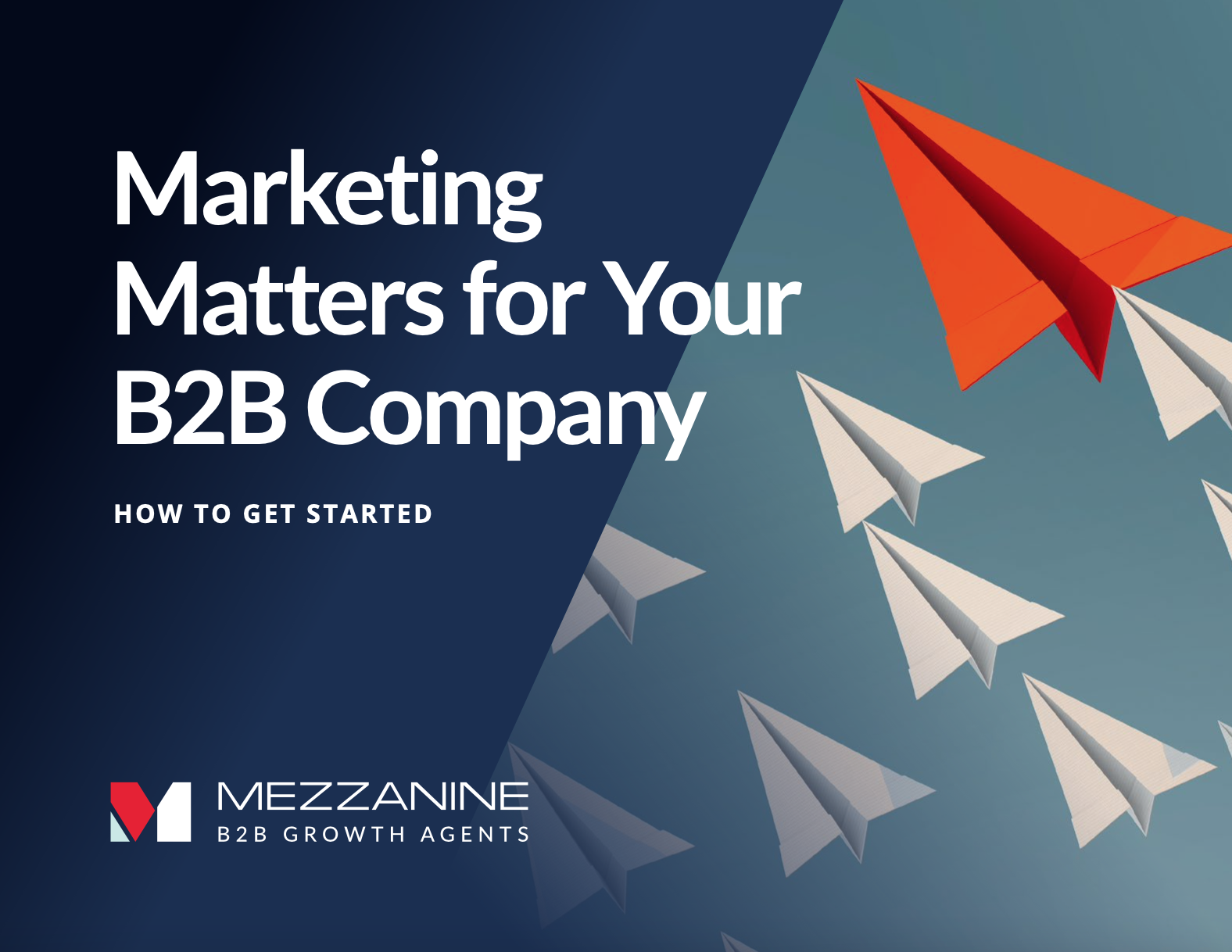 Marketing Matters for Your B2B Company: How To Get Started
